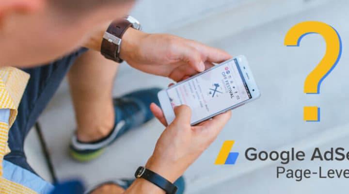 Met Google page level ads meer inkomsten?
